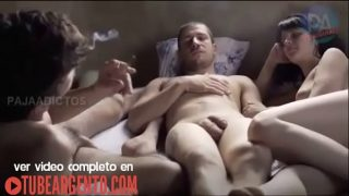 Trio en peli argentina TUBEARGENTO.COM